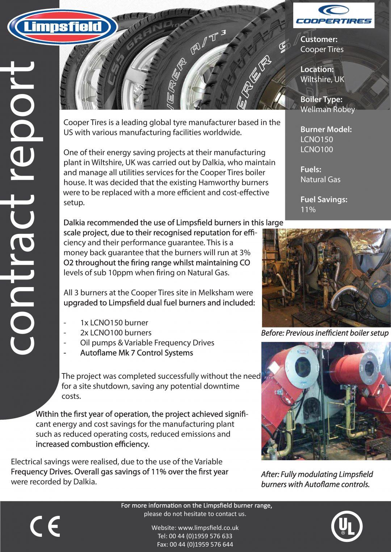 Cooper Tires UK