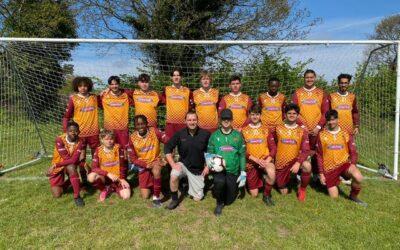 Petts wood Jackdaws U16's FC